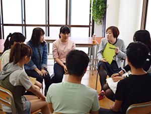 Conversation club