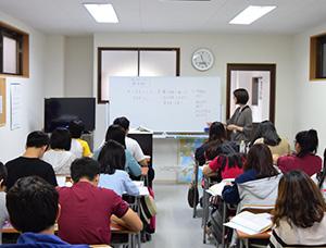 Strategic lecture of EJU test