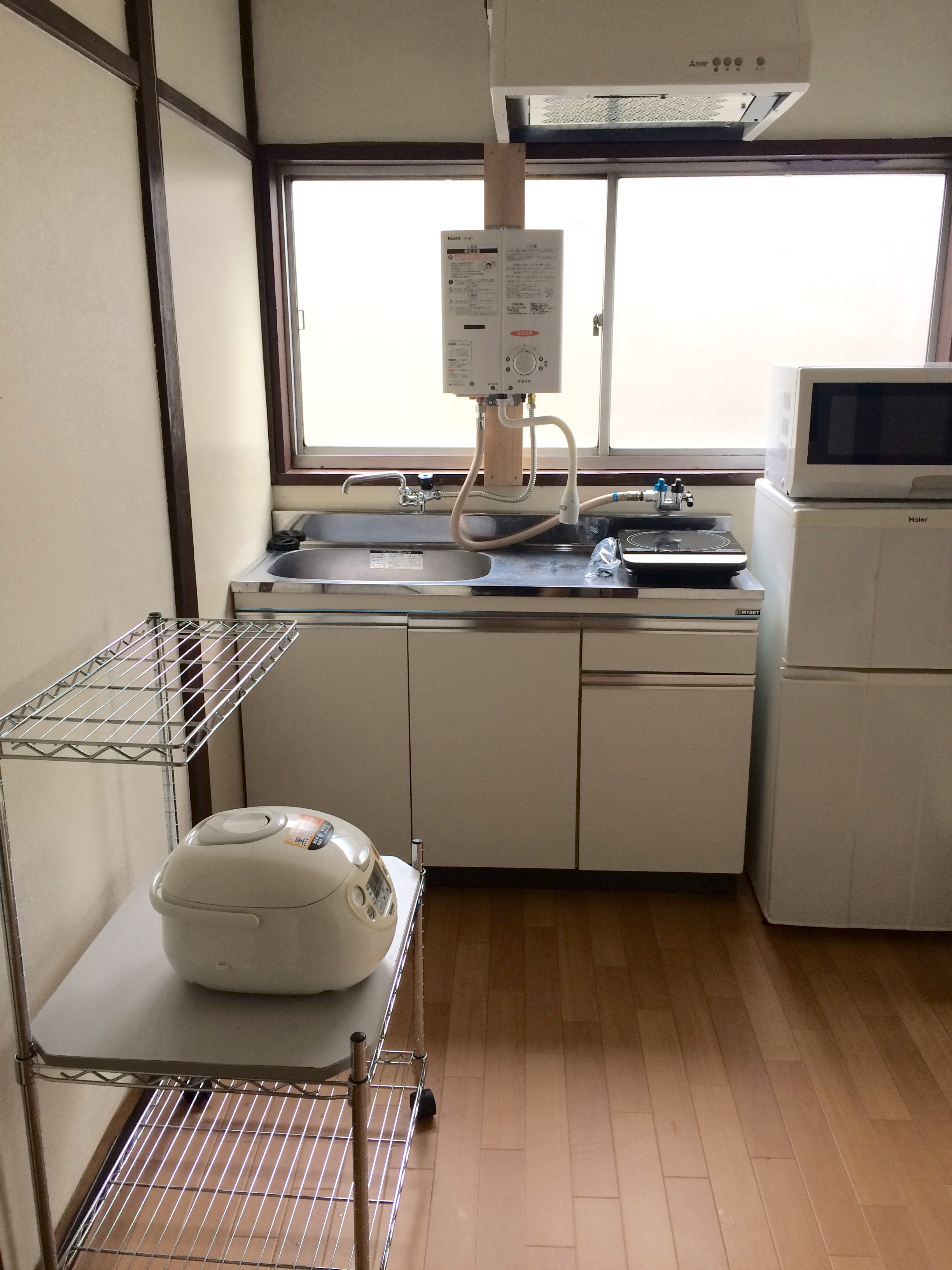 Student dormitory (No. 1 dorm)
